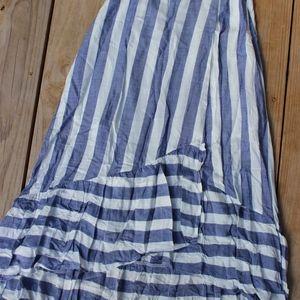 Dee Elly Wrap Skirt Sz S